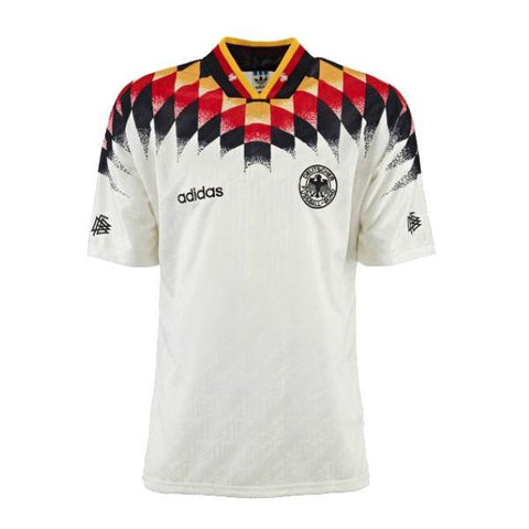 1994 West Germany Retro Home Jersey - IN STOCK NOW - TNT Soccer Shop