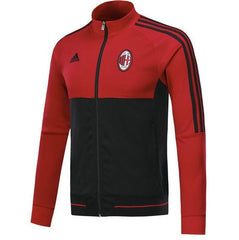 AC Milan 17/18 Red Jacket - IN STOCK NOW - TNT Soccer Shop