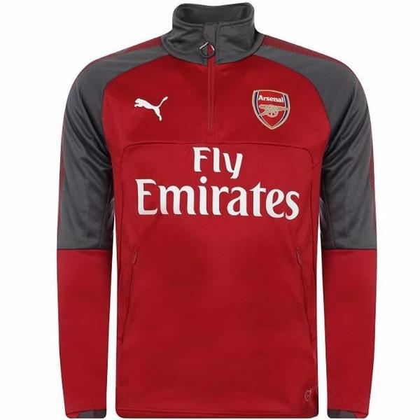 Arsenal 17/18 Training Top Tracksuit TNT Soccer Shop