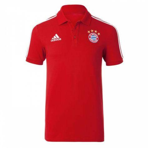 Bayern Munich 2017 Red Polo - IN STOCK NOW - TNT Soccer Shop