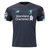 Liverpool 19/20 Third Jersey Jersey TNT Soccer Shop S Champions League No