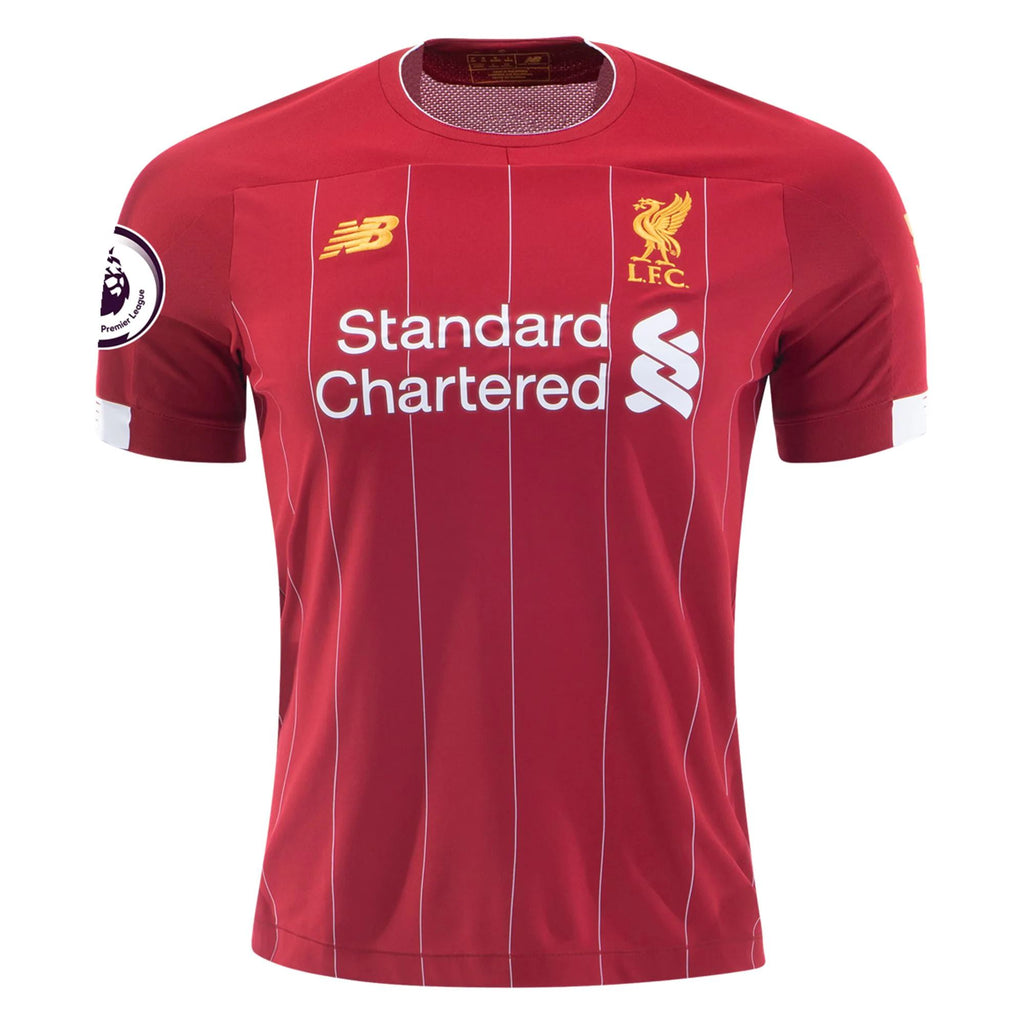 Liverpool 19/20 Home Jersey Jersey TNT Soccer Shop S Premier League No