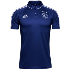Ajax 17/18 Blue Polo Polo TNT Soccer Shop