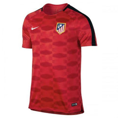 Atletico Madrid 17/18 Red Training Jersey - IN STOCK NOW - TNT Soccer Shop