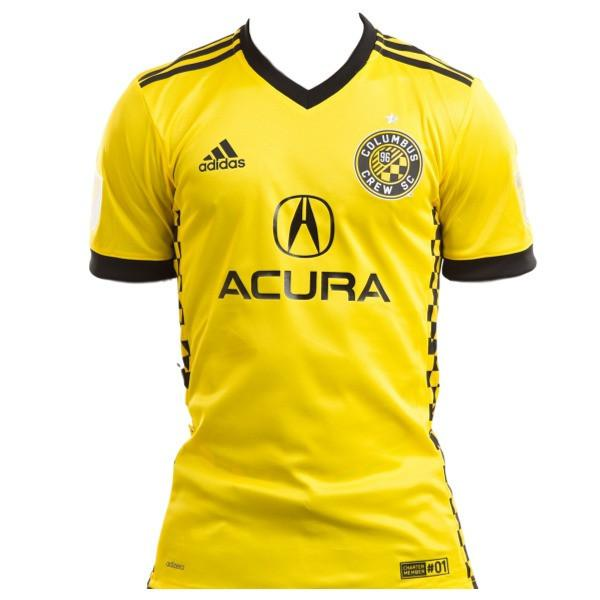 6c5231b69 Columbus Crew 17 18 Home Jersey - IN STOCK NOW - TNT Soccer Shop