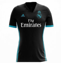 Real Madrid 17/18 Away Women's Jersey - IN STOCK NOW - TNT Soccer Shop