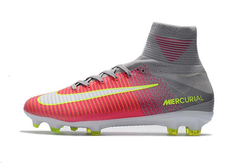 online store 557a3 71ea5 Mercurial Superfly V FG - Hyper Pink/ Wolf Grey