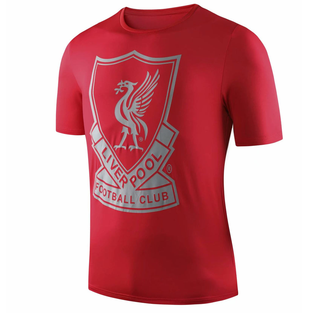 Liverpool 19/20 Red Pre-Match Jersey Training Jerseys TNT Soccer Shop