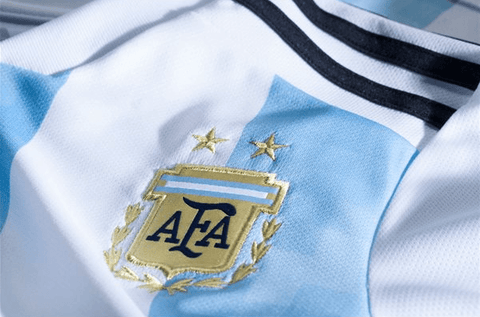 d5cf14b06 Argentina 2018 Home Jersey Messi  10 - IN STOCK NOW - TNT Soccer Shop