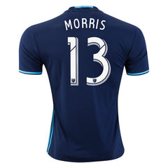 Seattle Sounders 16-17 Third Jersey Morris #13 Jersey TNT Soccer Shop