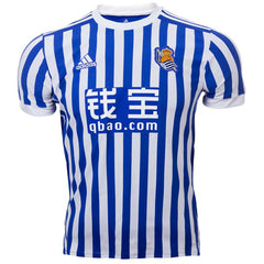 Real Sociedad 17/18 Home Jersey Jersey TNT Soccer Shop