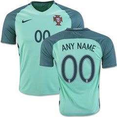 Portugal 2016 Away Jersey Personalized - IN STOCK NOW - TNT Soccer Shop