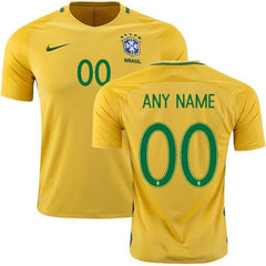 Brazil 2016 Home Jersey Personalized - IN STOCK NOW - TNT Soccer Shop