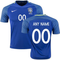 Brazil 2016 Away Jersey Personalized - IN STOCK NOW - TNT Soccer Shop