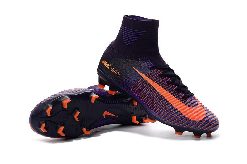 on sale 68d07 5894d Mercurial Superfly V FG - Purple Dynasty Citrus