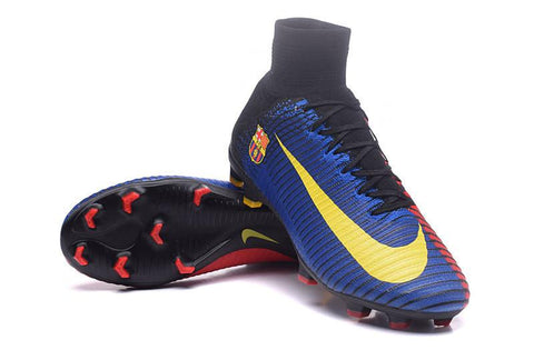 Mercurial Superfly V FG - Barcelona Special Edition - IN STOCK NOW - TNT Soccer Shop