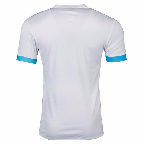 d14ac3d83b3 ... Olympique Marseille 17 18 Home Jersey - IN STOCK NOW - TNT Soccer Shop