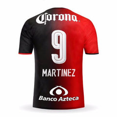 Atlas 2016/17 Home Jersey Martinez #9 Jersey TNT Soccer Shop