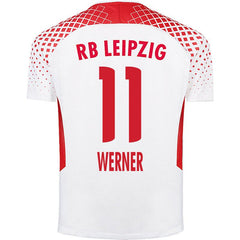 RB Leipzig 17/18 Home Jersey Timo Werner #11