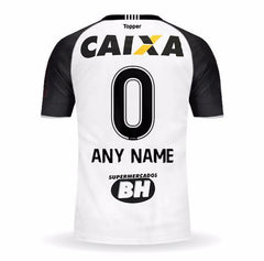 Atlético Mineiro 17/18 Home Jersey Personalized - IN STOCK NOW - TNT Soccer Shop
