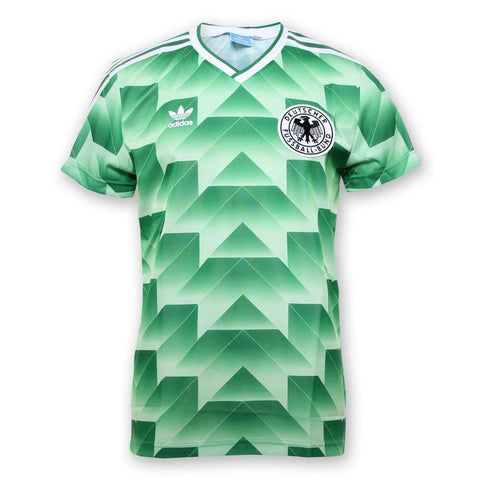 1990 West Germany Retro Away Jersey - IN STOCK NOW - TNT Soccer Shop