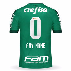 Palmeiras 17/18 Home Jersey Personalized - IN STOCK NOW - TNT Soccer Shop