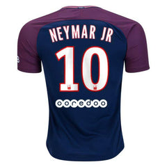 Paris Saint-Germain 17/18 Home Jersey Neymar Jr. #10 READY TO SHIP! Jersey TNT Soccer Shop