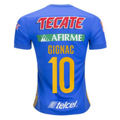 Tigres UANL 17/18 Away Jersey Gignac #10 - IN STOCK NOW - TNT Soccer Shop