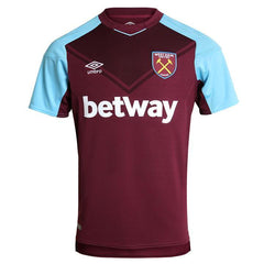 West Ham 17/18 Home Jersey Jersey TNT Soccer Shop