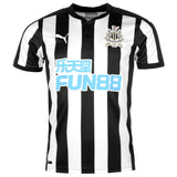 Newcastle 17/18 Home Jersey Shelvey #8 Jersey TNT Soccer Shop