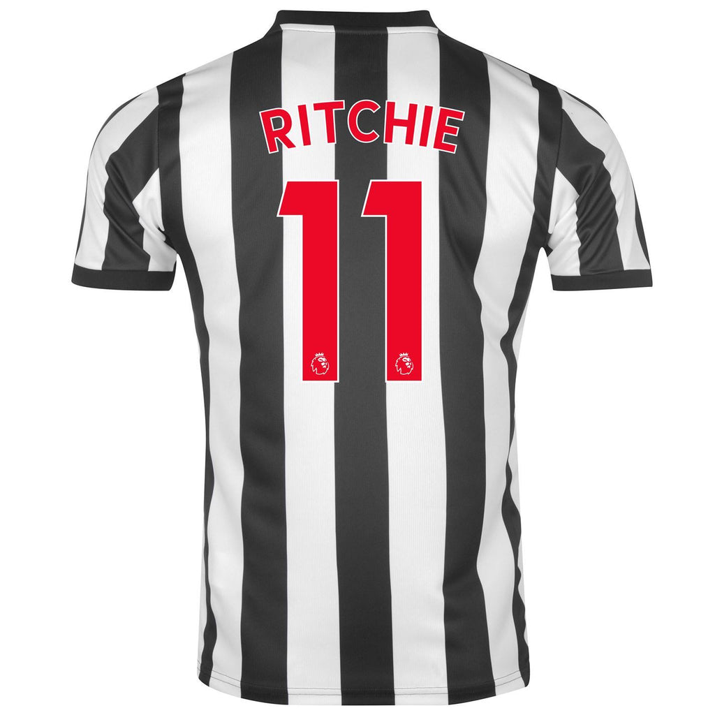 Newcastle 17/18 Home Jersey Ritchie #11 Jersey TNT Soccer Shop
