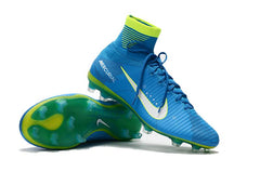 Mercurial Superfly V NJR FG - Blue Orbit READY TO SHIP! Footwear TNT Soccer Shop