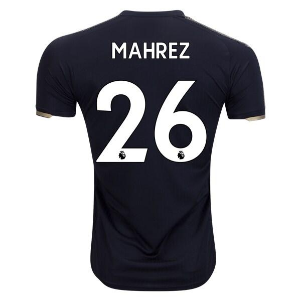 Leicester City 17/18 Away Jersey Mahrez #26 Ready to Ship! Jersey TNT Soccer Shop