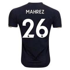 Leicester City 17/18 Away Jersey Mahrez #26 Ready to Ship!