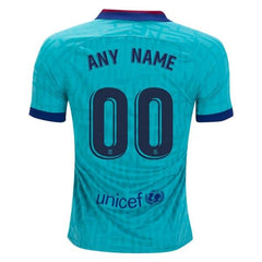 Barcelona 19/20 Third Jersey Personalized Jersey TNT Soccer Shop