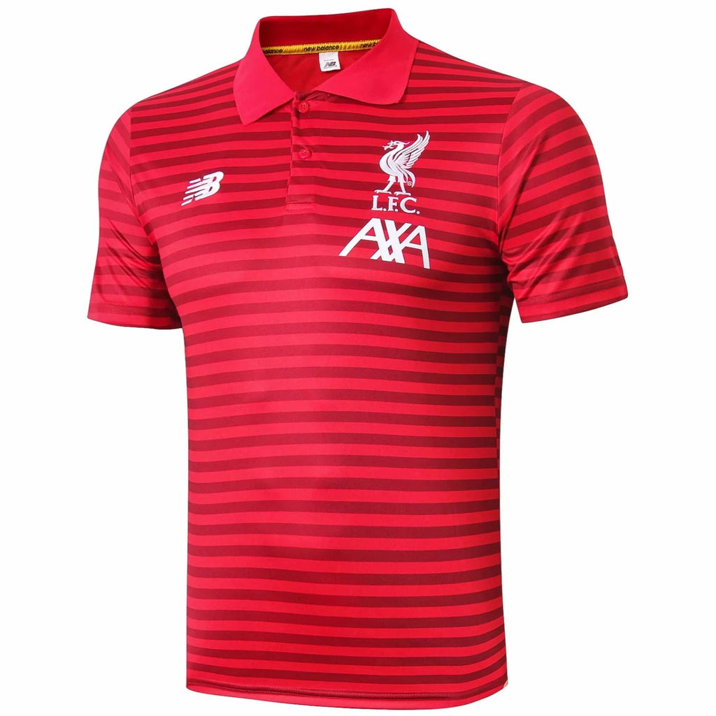 Liverpool 19/20 Red Travel Polo Polo TNT Soccer Shop