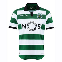 Sporting Clube 16/17 Home Jersey Personalized Jersey TNT Soccer Shop