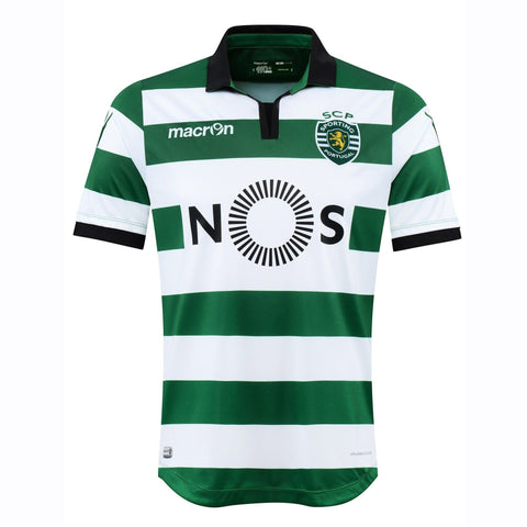 Sporting Clube 16/17 Home Jersey - IN STOCK NOW - TNT Soccer Shop