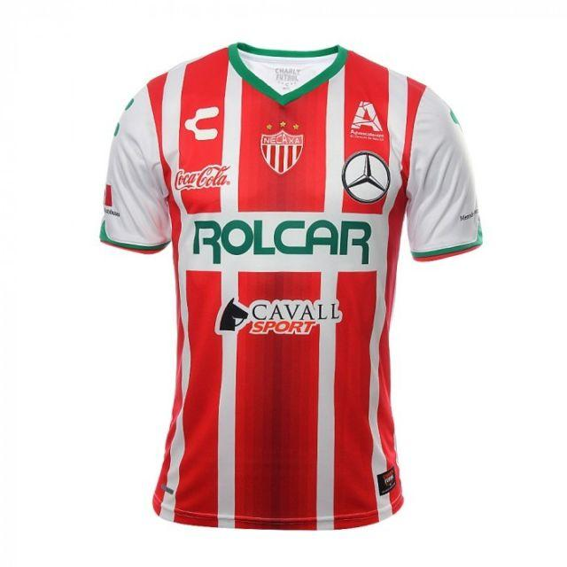 Necaxa 17/18 Home Jersey Personalized Jersey TNT Soccer Shop