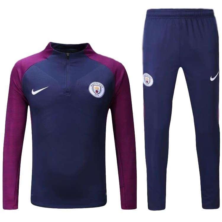d8f92192d Man. City 1718 Tracksuit ... 17 Men football shirt K GT 20162017 New Best Thai  football Adults kit MANCHESTER CITY DEBUTS NEW NIKE AWAY ...
