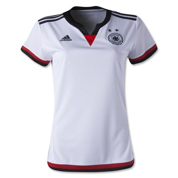 Germany WNFT 2015 Home Jersey - IN STOCK NOW - TNT Soccer Shop