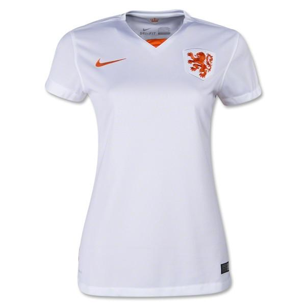Netherlands WNFT 15-16 Away Jersey - IN STOCK NOW - TNT Soccer Shop