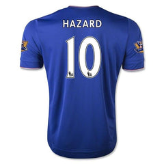 Chelsea 15-16 Home Jersey Hazard #10 READY TO SHIP! Jersey TNT Soccer Shop