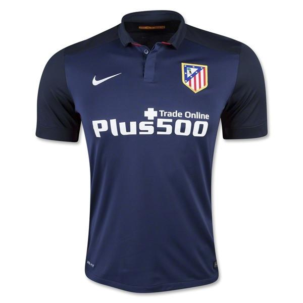 Atletico Madrid 15-16 Away Jersey Saul #17 READY TO SHIP! Jersey TNT Soccer Shop
