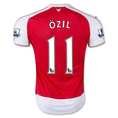 Arsenal 15-16 Home Jersey Ozil #11 Ready to Ship! - IN STOCK NOW - TNT Soccer Shop