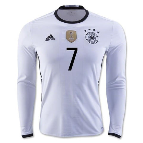 new arrival 9a105 c2769 Germany 2016 Home LS Jersey Schweinsteiger #7
