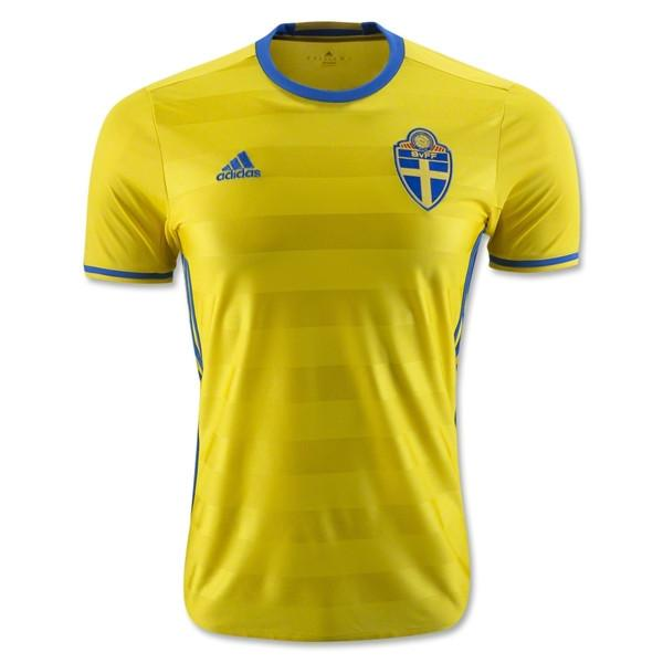 competitive price 01bd0 55de8 Sweden 15-16 Home Jersey