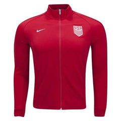 USA 2017 Red N98 Track Jacket Jacket TNT Soccer Shop