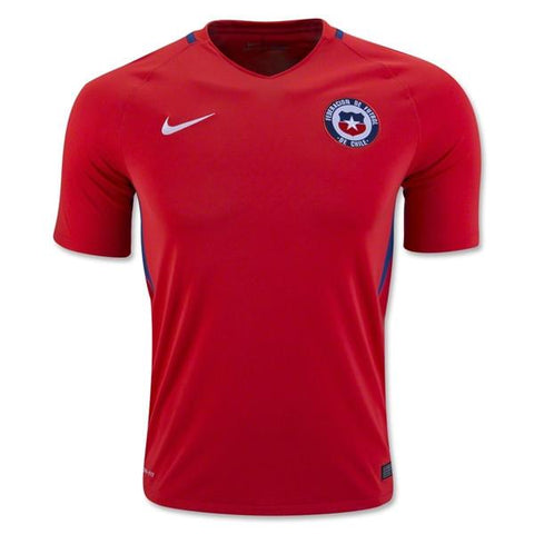 Chile 2016 Home Jersey - IN STOCK NOW - TNT Soccer Shop