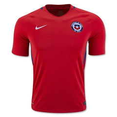 Chile 2016 Home Jersey Jersey TNT Soccer Shop